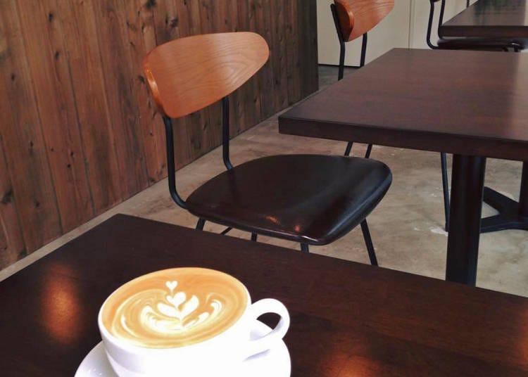 「淺草裡」的咖啡店③:可以品嚐虹吸式咖啡的咖啡店「Café Reise」