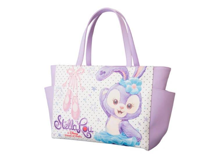 史黛拉兔實用包包 購物袋850日幣 化妝包2300日幣 托特包4000日幣