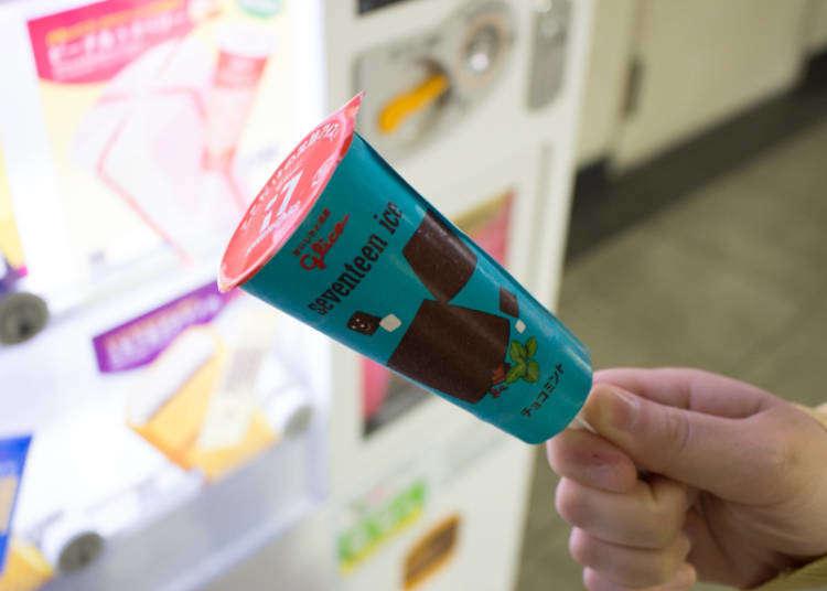 【日本企業秘密】連冰淇淋都有自動販賣機!固力果冰淇淋人氣No.1口味是?