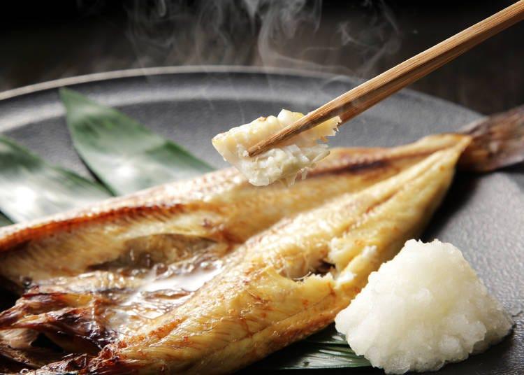 """家庭ではなかなか食べられない""""焼き魚""""も人気"""