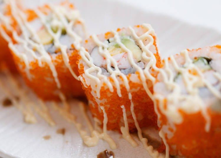 中国は「日本食」にマヨネーズをたっぷりin!
