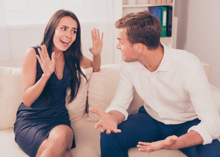 5.不要总是说「不过~」「但是~」,说话直接点吧!