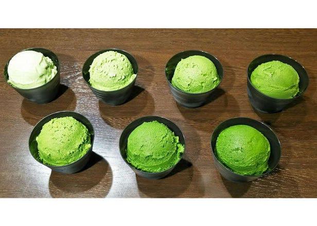 淺草必吃五家和風冰淇淋!抹茶、紫薯、羊羹口味大車拼