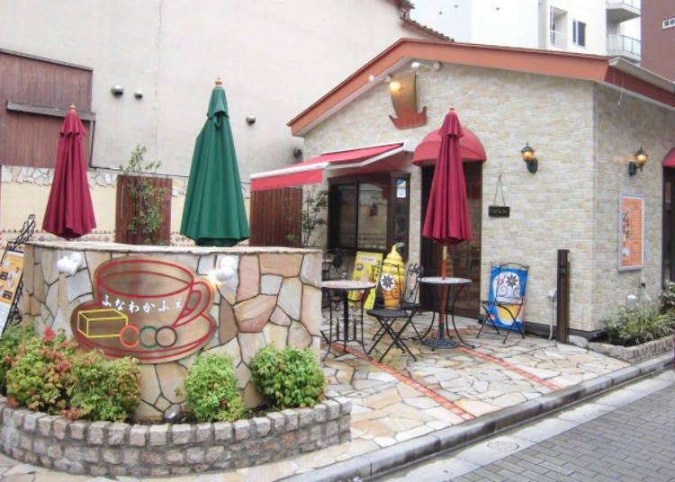 5. Funawa Café: Very Delicious, Very Japanese Ice Cream Parfait Encounter