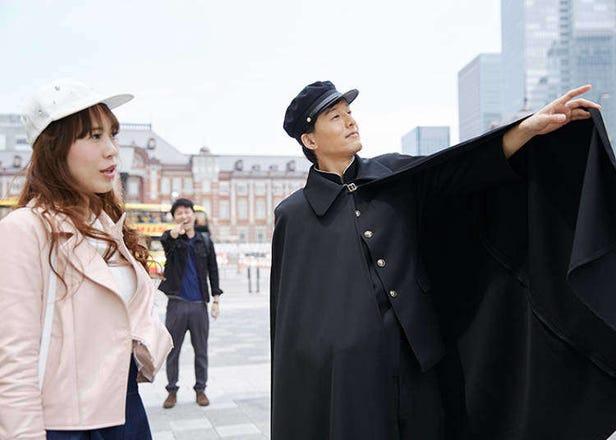 [Movie]東京執事物語:與外國美少女的丸之內大正浪漫巡禮