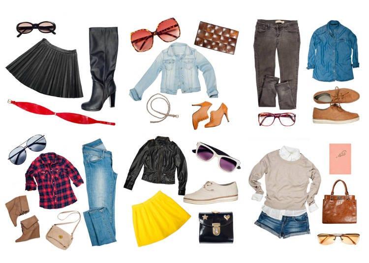 1)怎麼知道最適合的穿搭?