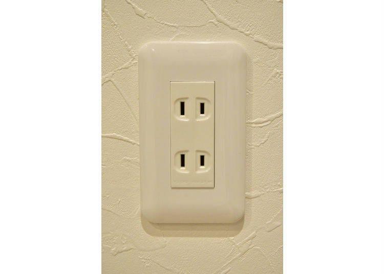 4)日本電壓是多少,需要轉換接頭嗎?
