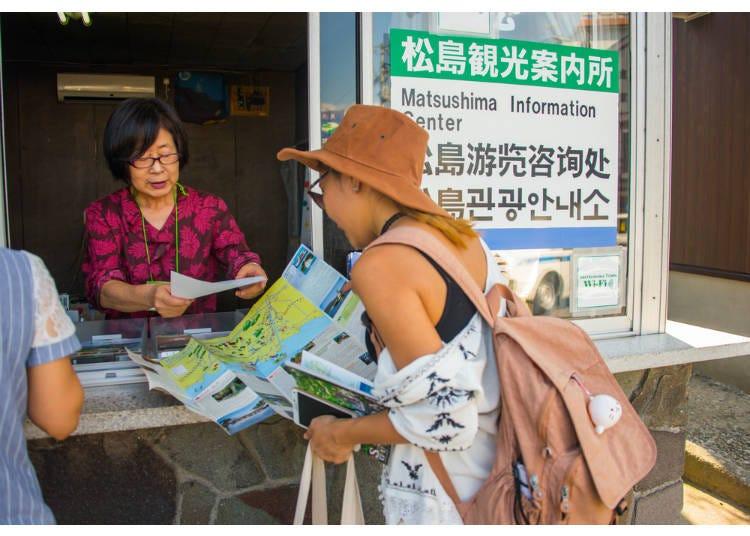 9)想去日本旅遊但不會說日文用英文可以通嗎?