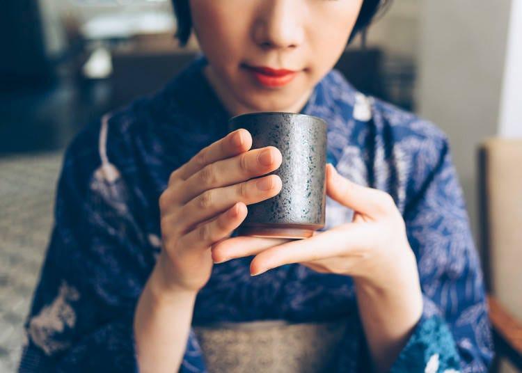 日本的美酒文化