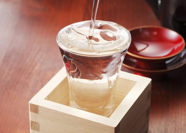 日本酒種類①清酒:稻米製的葡萄酒