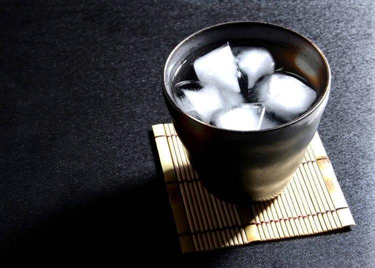 日本酒種類②燒酒:燃燒的美酒