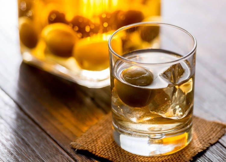 日本酒種類③梅酒:風味香甜又豐富