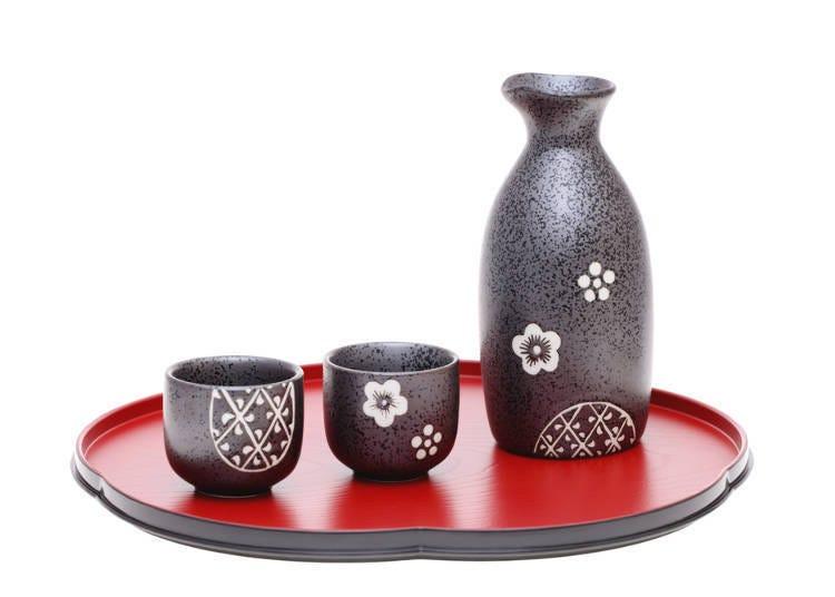 用日本的美酒乾杯吧!