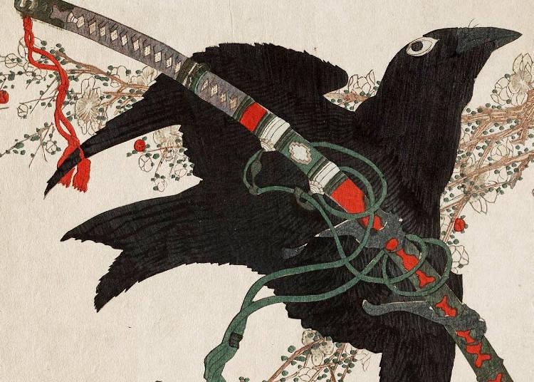 日本都市傳說之陸!烏鴉叫聲會招致不幸
