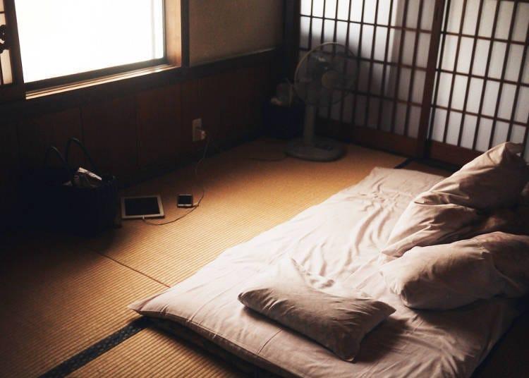 日本都市傳說之柒!枕頭不朝北而寢