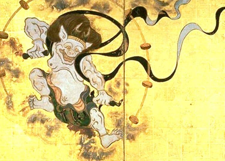 日本都市傳說之捌!雷神會偷走小孩子的肚臍?