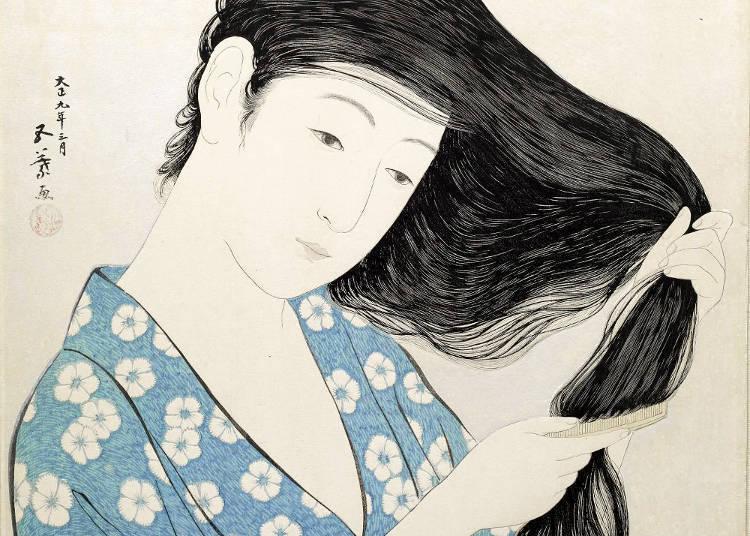 日本都市傳說之玖!梳子具有神奇的力量