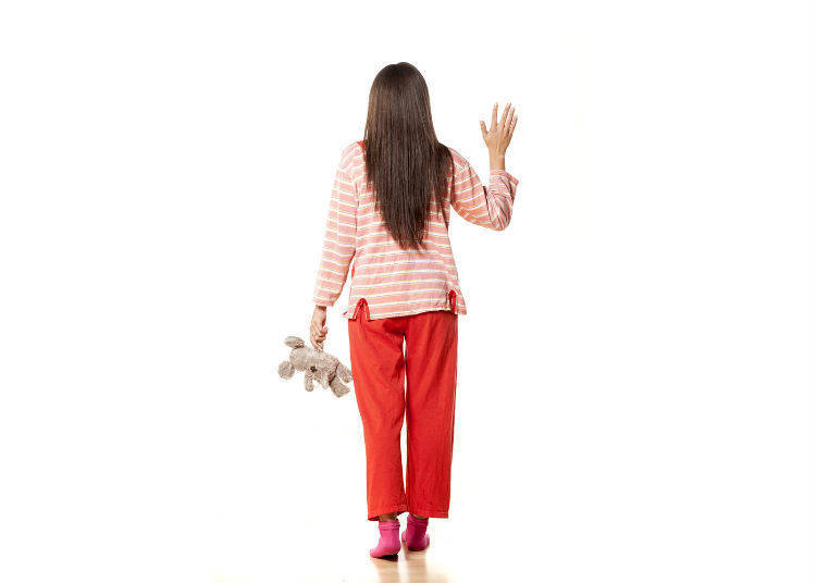 5. They won't wear pajamas out