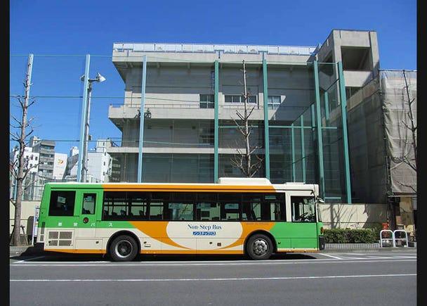 4)日本公車的乘坐方式?