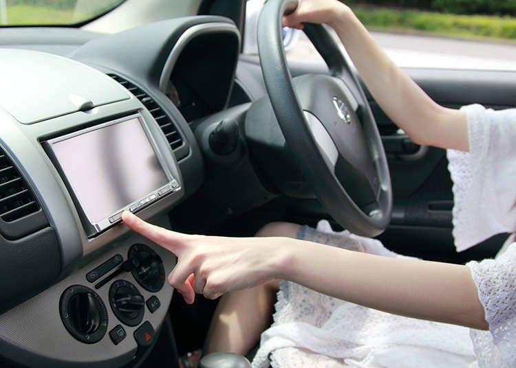 7)想在日本租車玩要準備時麼?