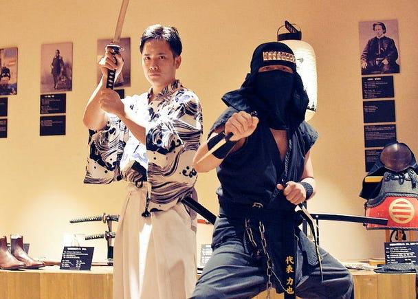 Sword Battle Performance