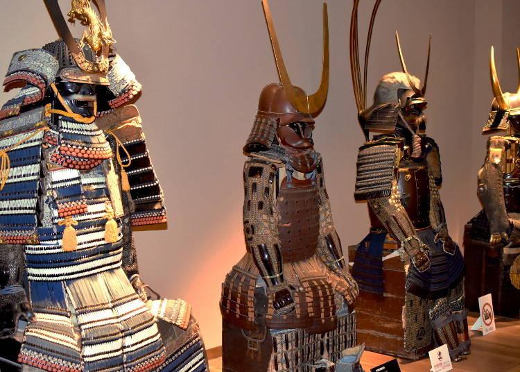 Where is Tokyo's Samurai Museum