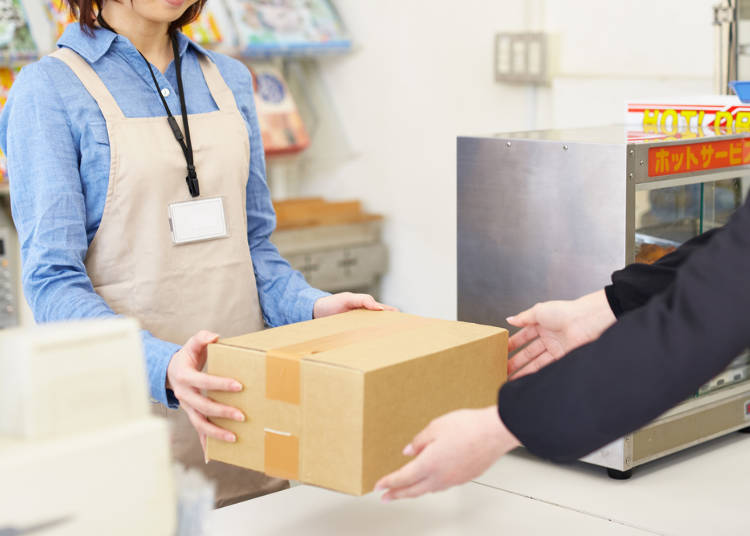 8. Shipping Services