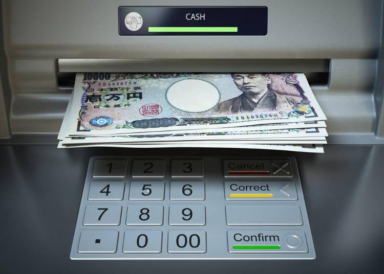 ATM 提款機服務