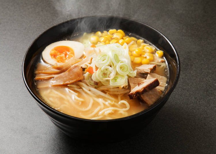 "Foreigners love ""ramen"", a dish independently developed in Japan!"