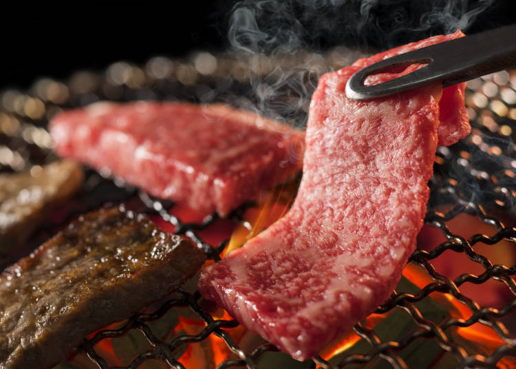 Yakiniku (Korean-style barbecue) is a dish everyone loves to eat!