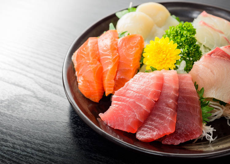"Cultural difference? Some have an aversion to eating ""raw fish"""