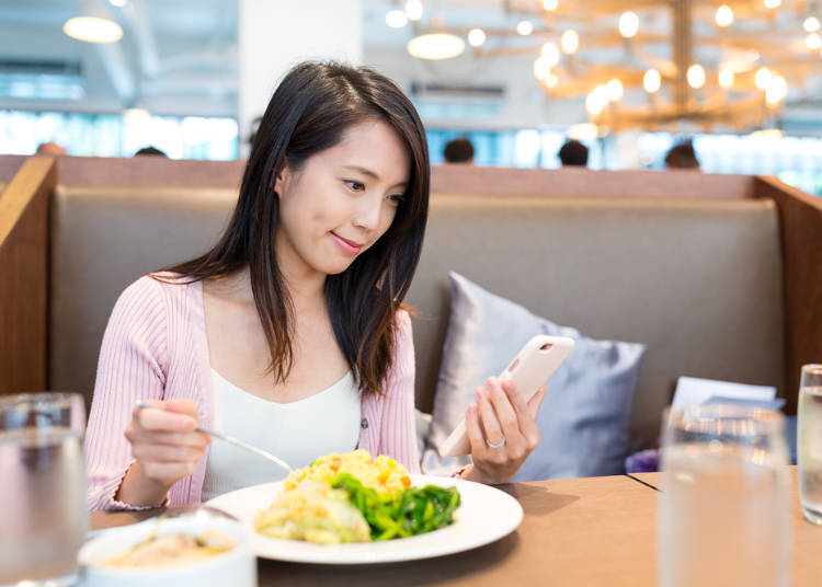 Asking the Women: What Do You Order?