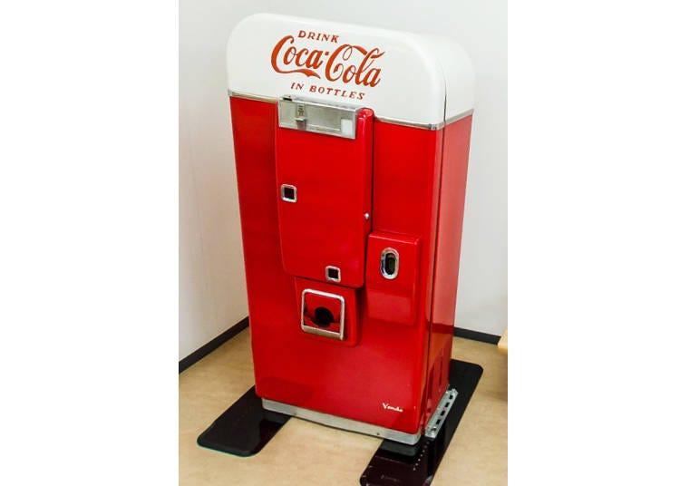 【番外編】これ見たことある?日本の歴代自販機