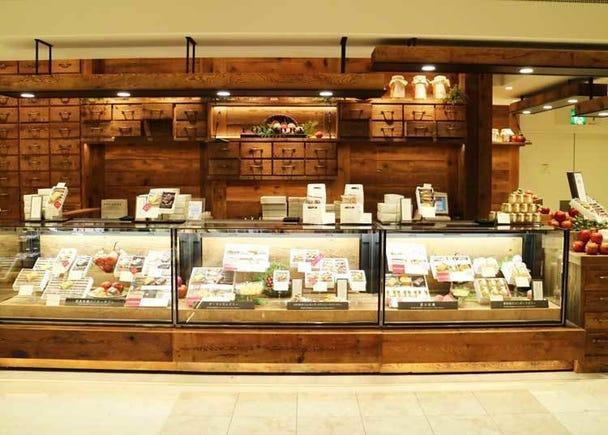 「FOUNDRY」国产苹果奶油莎布蕾