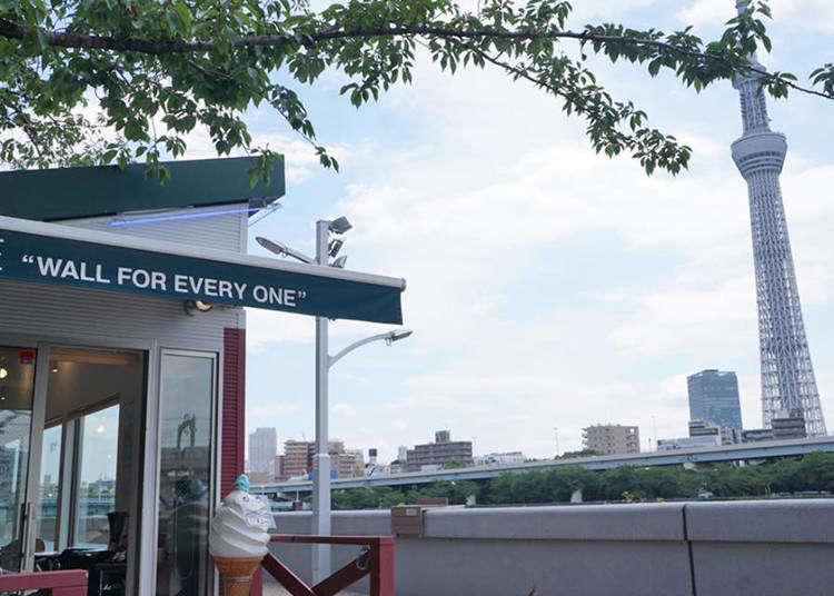 【淺草美食】邊看晴空塔邊享午餐吧!淺草擁有絕佳景色的餐廳3選
