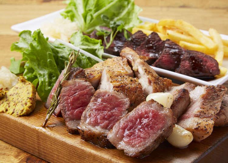 【新宿西口】早上,能品尝到从北海道捕获的美味!而且价格十分公道
