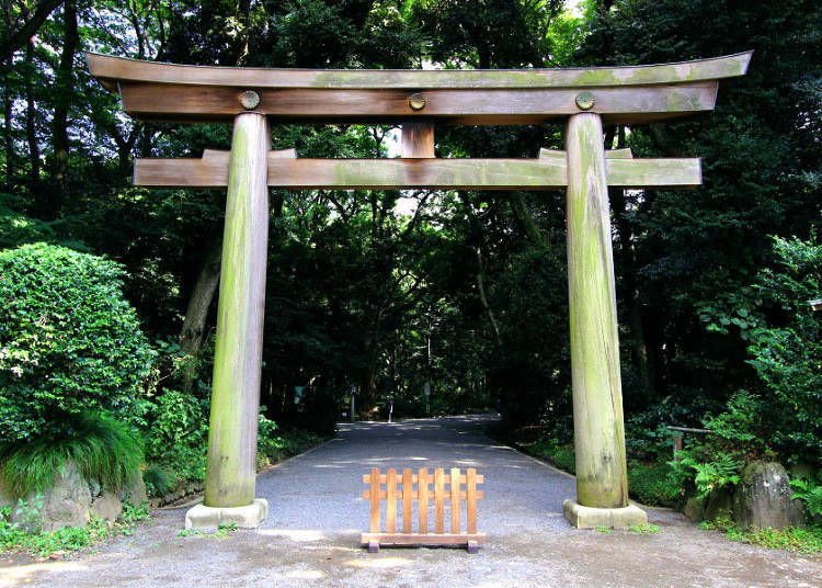 1. Japanese Shrine Visit Basics: What Clothes to Wear, When to Go, Which Entrance to Take