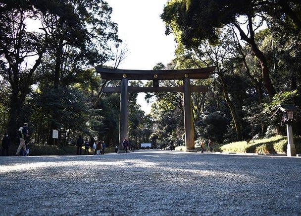 3. Cleanse Yourself before Prayer at the Temizuya