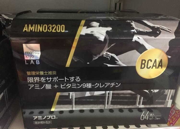 mk LAB Techno Foods Amino Pro
