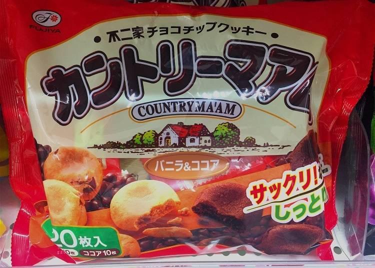 Fujiya Country Ma'am (Vanilla & Cocoa)
