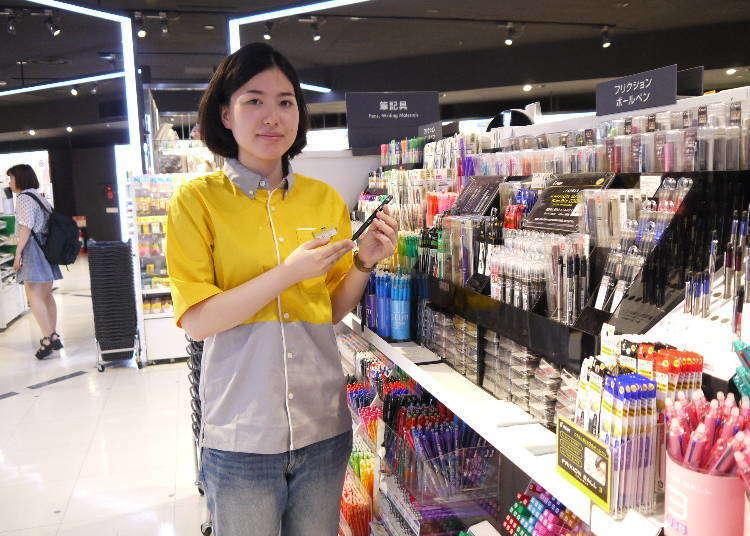 일본에서 쇼핑을 한다면 역시 이곳! 로프트(LOFT) 잡화점의 문구 추천상품 BEST10