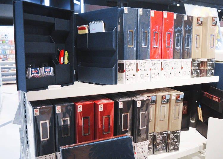 資料夾收納盒