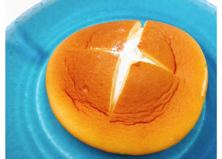 排行第2名-卡仕达酱奶油双层夹心蛋糕