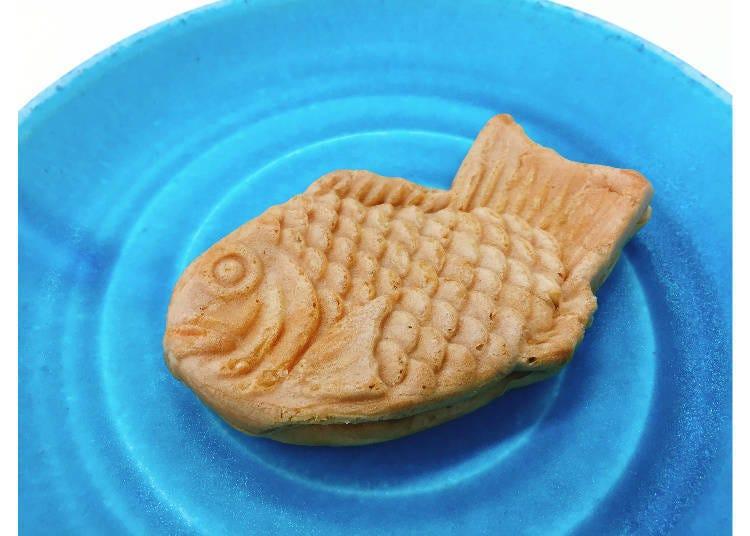 排行第4名-卡仕达酱鲷鱼烧
