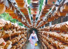 【東京近郊人氣景點】換上和服漫遊小江戶 來場「川越」時光懷舊一日遊