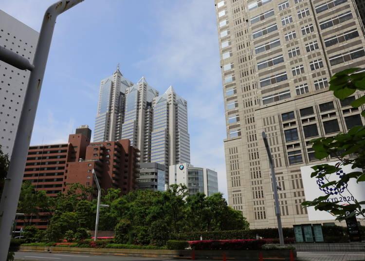 Accommodation Guide by Area: Shinjuku