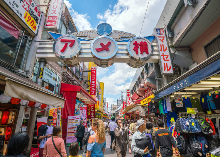 Accommodation Guide by Area: Ueno