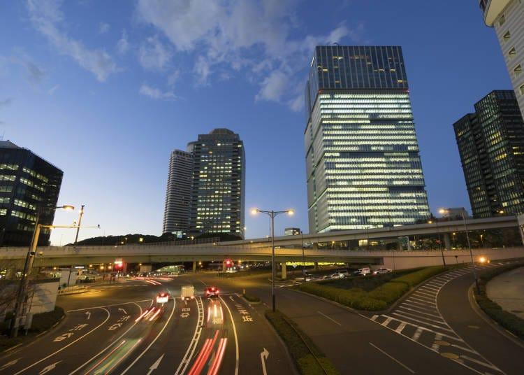 Akasaka Area (Central Tokyo)