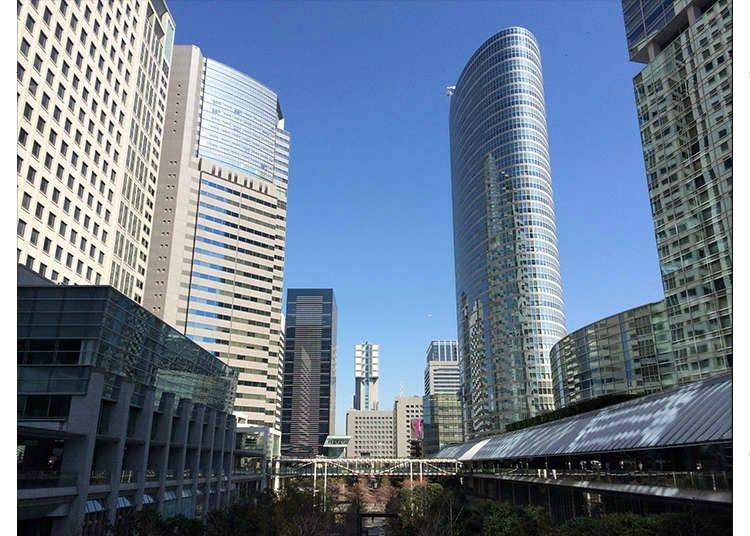 Shinagawa Area (Southern Tokyo)