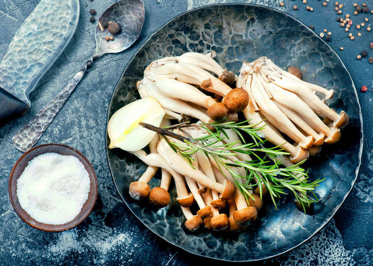 Top 7 Popular Japanese Mushrooms That Are Both Tasty and Healthy